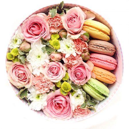 votre artisan fleuriste vous propose le bouquet : Avalanche