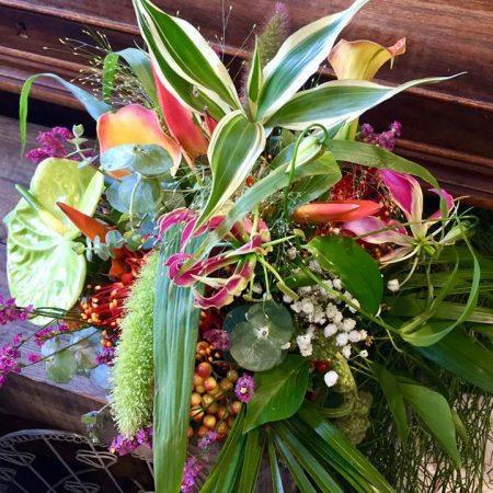 votre artisan fleuriste vous propose le bouquet : Rêverie Lointaine