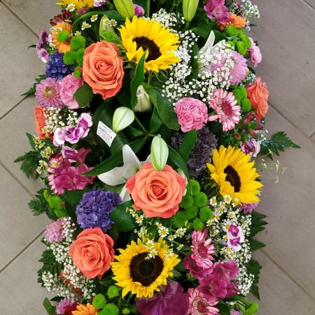 votre artisan fleuriste vous propose le bouquet : Gerbe