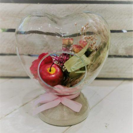 votre artisan fleuriste vous propose le bouquet : Victorine