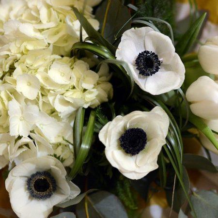 votre artisan fleuriste vous propose le bouquet : Bouquet anémones