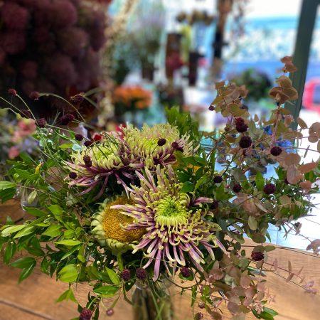 """votre artisan fleuriste vous propose le bouquet : Bouquet """"Confiance"""""""