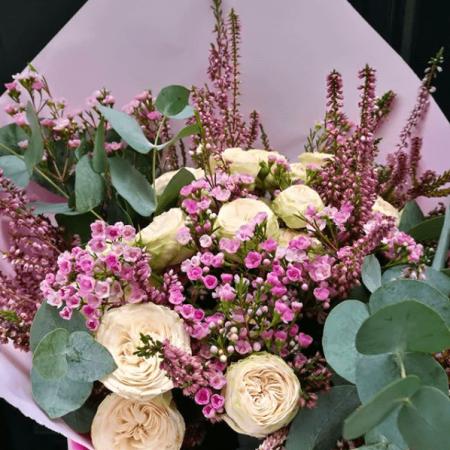 votre artisan fleuriste vous propose le bouquet : Bouquet du fleuriste