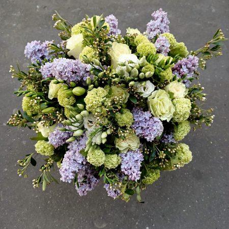 votre artisan fleuriste vous propose le bouquet : Bouquet « Marquise »