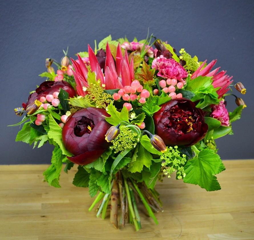 Bouquet fruité