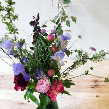 votre artisan fleuriste vous propose le bouquet : Bouquet Sauvage