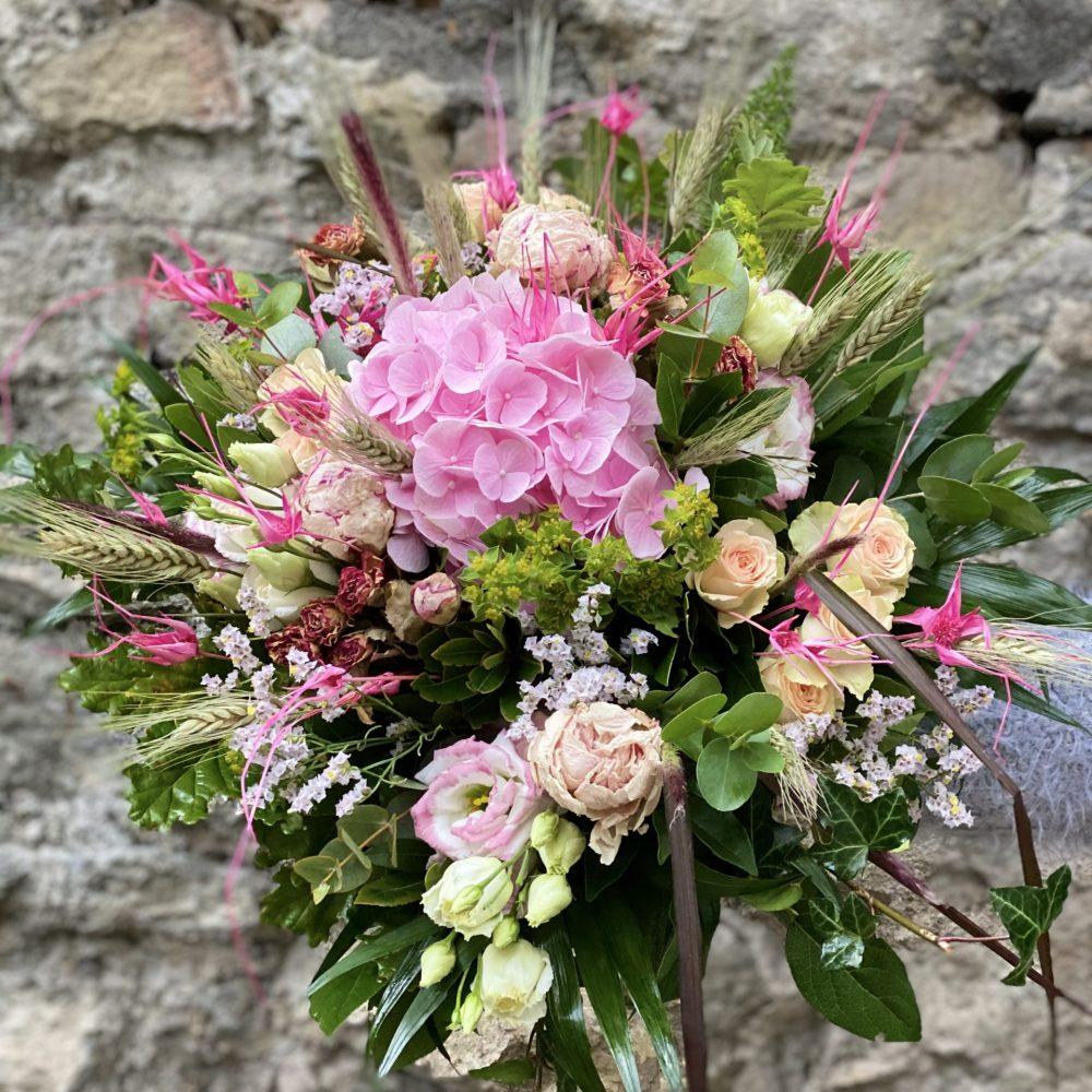 Bouquet Coup de Coeur'Estel' Fleurs'