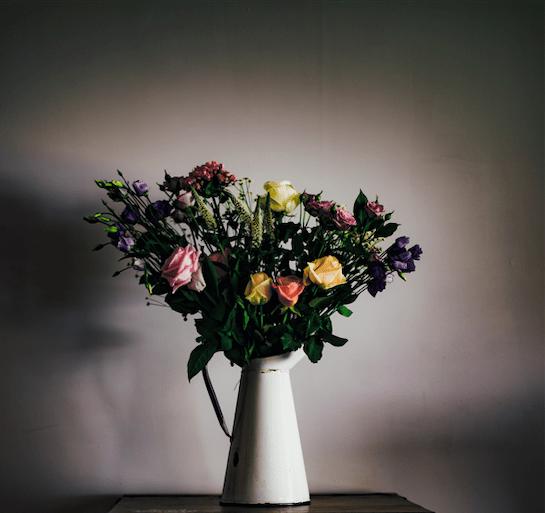 Bouquet A Coeur De Fleurs