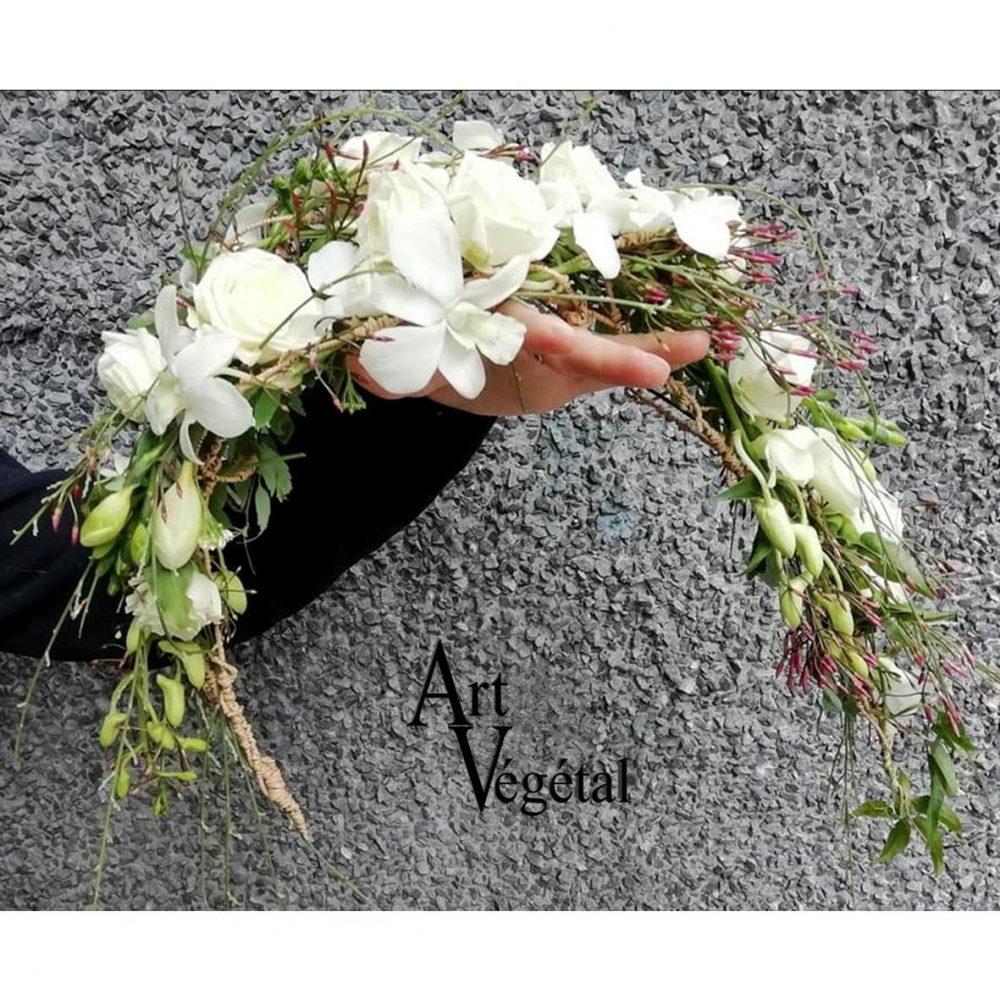 Bouquet De Mariée Portée