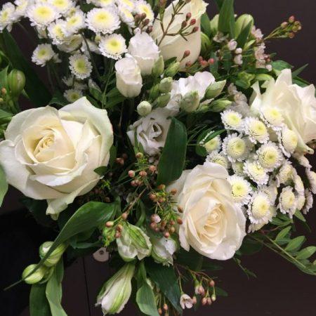 votre artisan fleuriste vous propose le bouquet : Bouquet Eclatant
