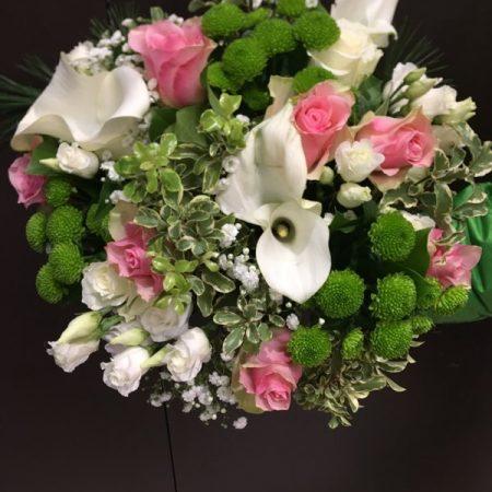 votre artisan fleuriste vous propose le bouquet : Bouquet Green