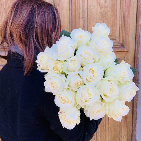 votre artisan fleuriste vous propose le bouquet : L'Incontournable