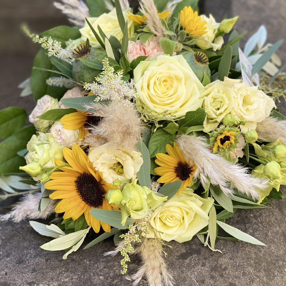 Bouquet Rond Taille M
