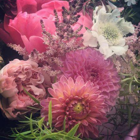 votre artisan fleuriste vous propose le bouquet : Bouquet Rose