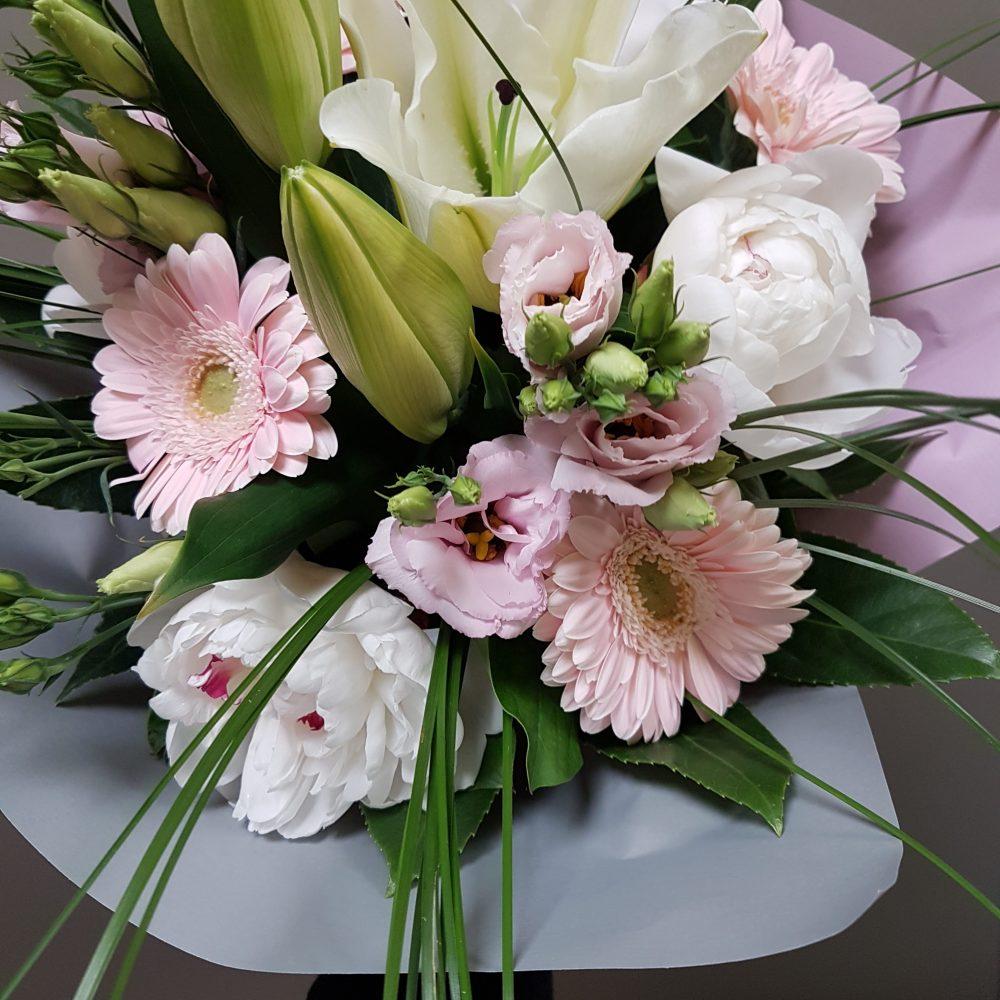 Bouquet Passionnement Perrine Regis Artisan Fleuriste