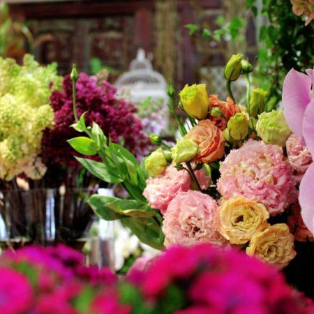 """votre artisan fleuriste vous propose le bouquet : Bouquet """"Surprise"""""""