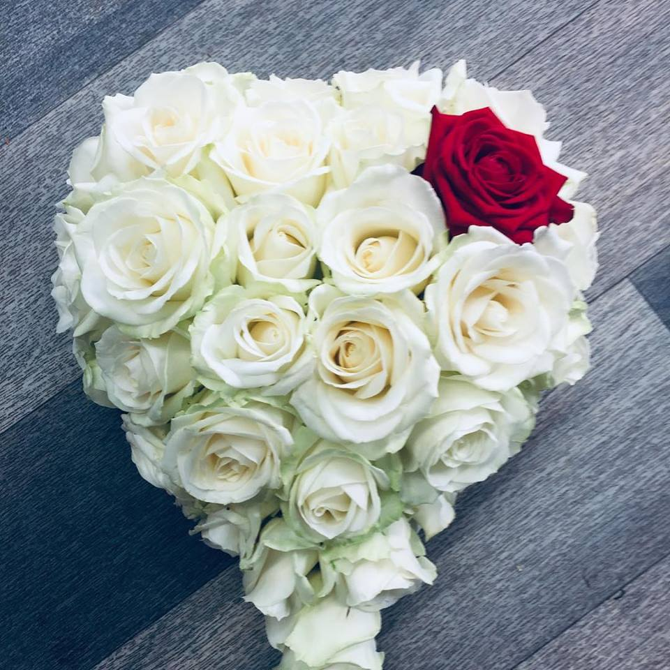 Coeur de Roses - Deuil