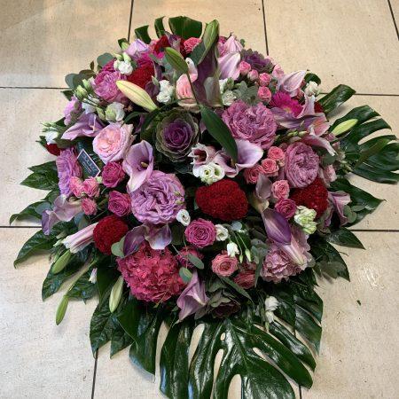 votre artisan fleuriste vous propose le bouquet : Deuil By Julius