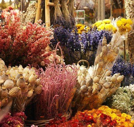 votre artisan fleuriste vous propose le bouquet : Bouquet fleurs séchées