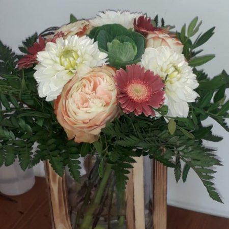 votre artisan fleuriste vous propose le bouquet : Support Vase