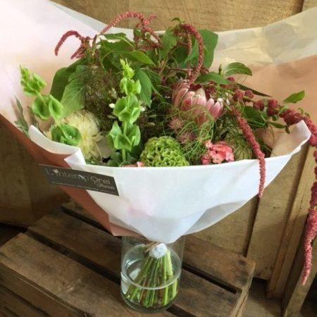votre artisan fleuriste vous propose le bouquet : Bouquet Tonique