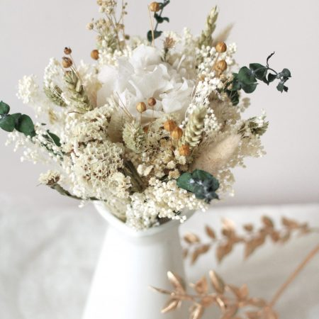 votre artisan fleuriste vous propose le bouquet : Mini Louise