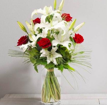 votre artisan fleuriste vous propose le bouquet : Le Royale