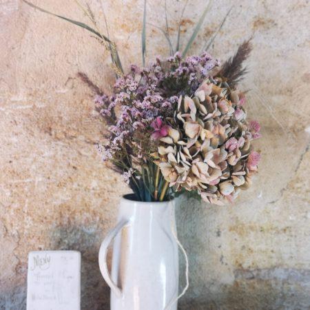 votre artisan fleuriste vous propose le bouquet : Bouquet sec / ANNIE