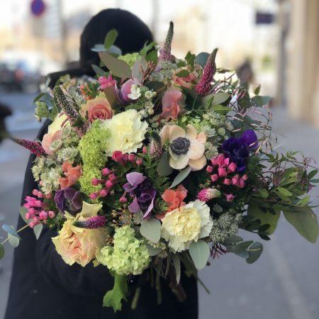 votre artisan fleuriste vous propose le bouquet : Bouquet Généreux