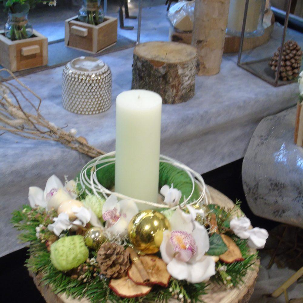 Centre De Table Festif