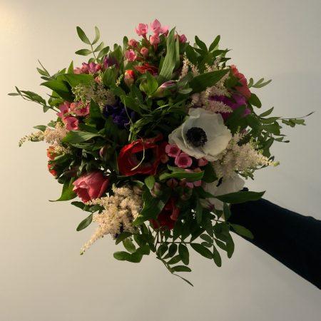 votre artisan fleuriste vous propose le bouquet : Fanny
