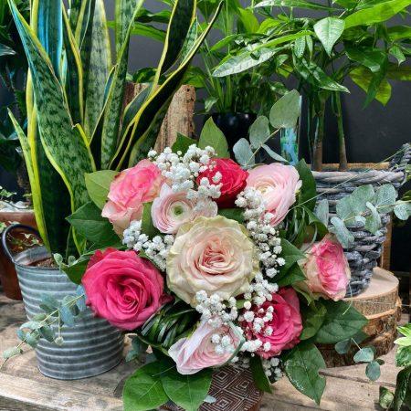 votre artisan fleuriste vous propose le bouquet : Bouquet Speranza