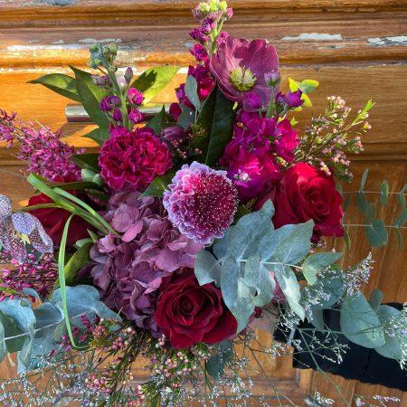 votre artisan fleuriste vous propose le bouquet : Bouquet L Amour Fou