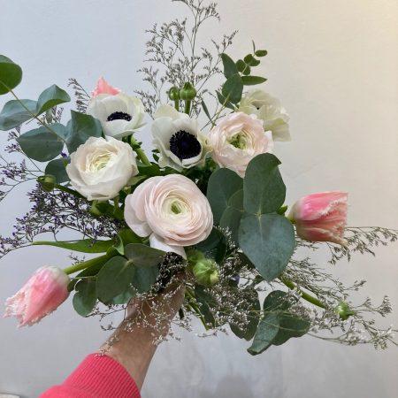 votre artisan fleuriste vous propose le bouquet : Hiver Russe