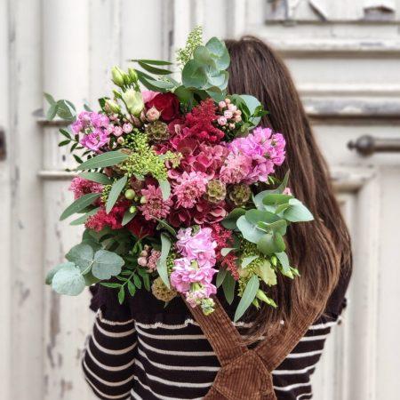 votre artisan fleuriste vous propose le bouquet : Bouquet Des Amoureux