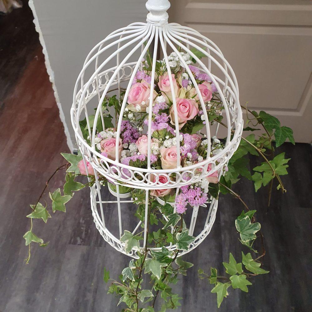 Cage À Oiseau Mariage