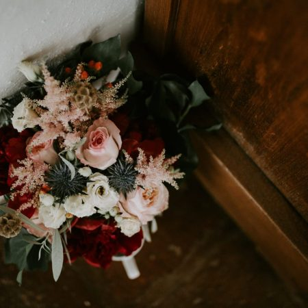 votre artisan fleuriste vous propose le bouquet : Panthéa