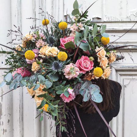 votre artisan fleuriste vous propose le bouquet : Bouquet Friandise