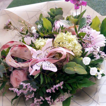 votre artisan fleuriste vous propose le bouquet : Bouquet Granny
