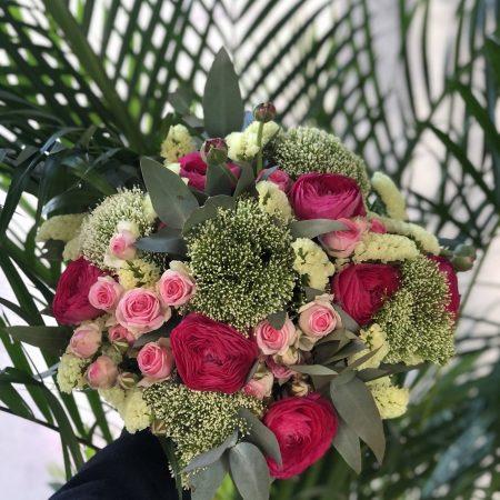 votre artisan fleuriste vous propose le bouquet : Bouquet Gaieté