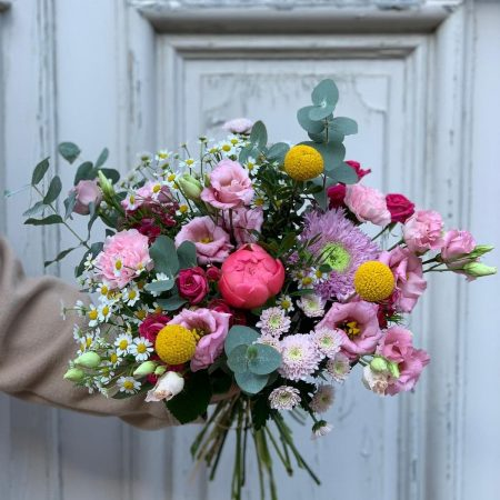 votre artisan fleuriste vous propose le bouquet : Bouquet De mai