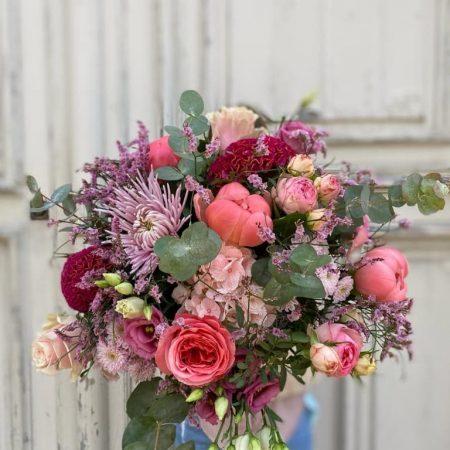 votre artisan fleuriste vous propose le bouquet : Bouquet Fête des Mères
