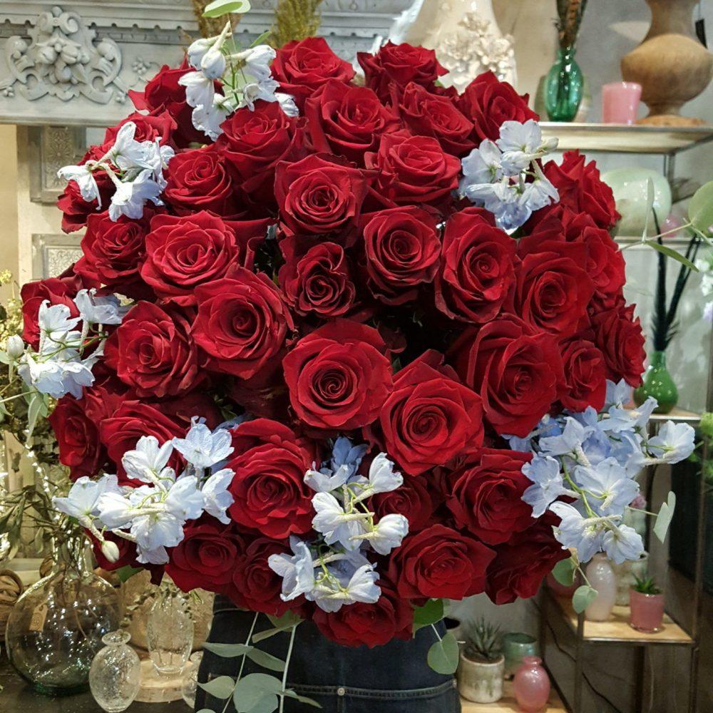 Roses de Atelier Floral Le Bouscat