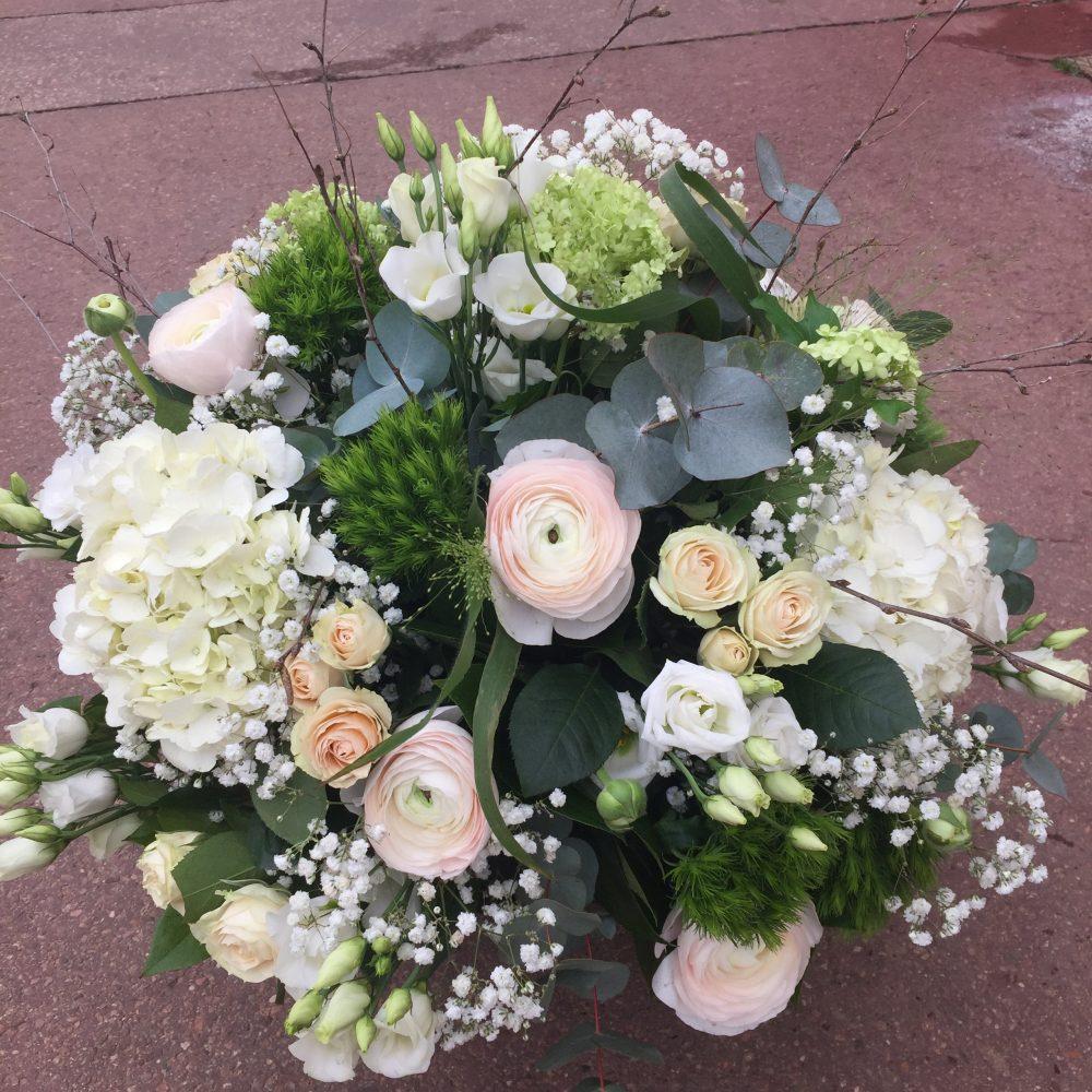 Bouquet sweetness
