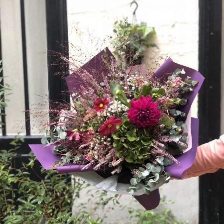 votre artisan fleuriste vous propose le bouquet : Bouquet Pétillant