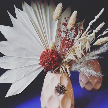votre artisan fleuriste vous propose le bouquet : BOUQUET PERMANENT
