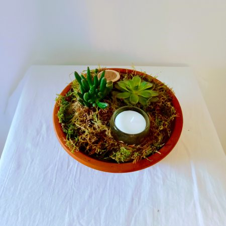 votre artisan fleuriste vous propose le bouquet : Maman Zen
