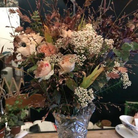 votre artisan fleuriste vous propose le bouquet : Bouquet d'automne