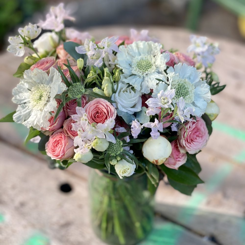 Le bouquet doux