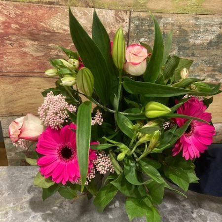votre artisan fleuriste vous propose le bouquet : Marcel